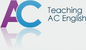 Teaching AC English logo